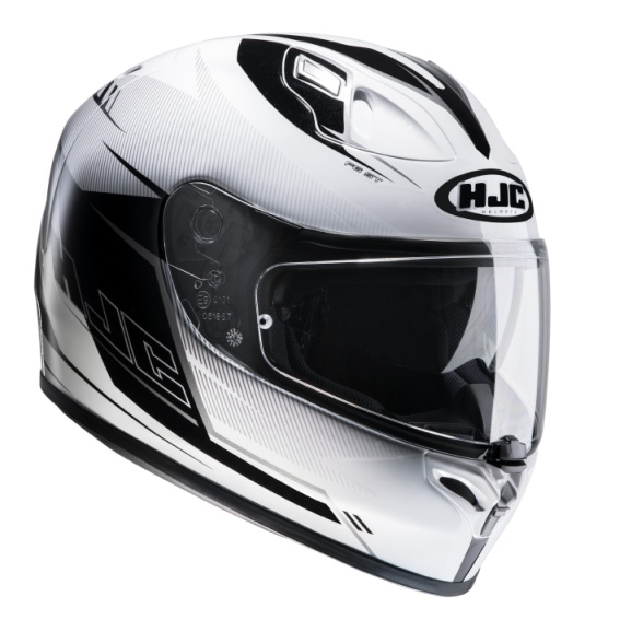 KASK HJC FG-ST BOLT MC10 integralny z blendš + pinlock (antifog)