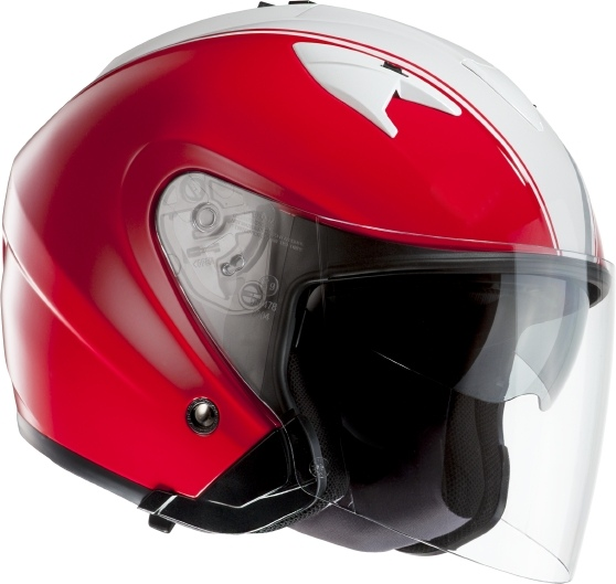 KASK HJC IS-33 MK II MC1 otwarty JET blenda