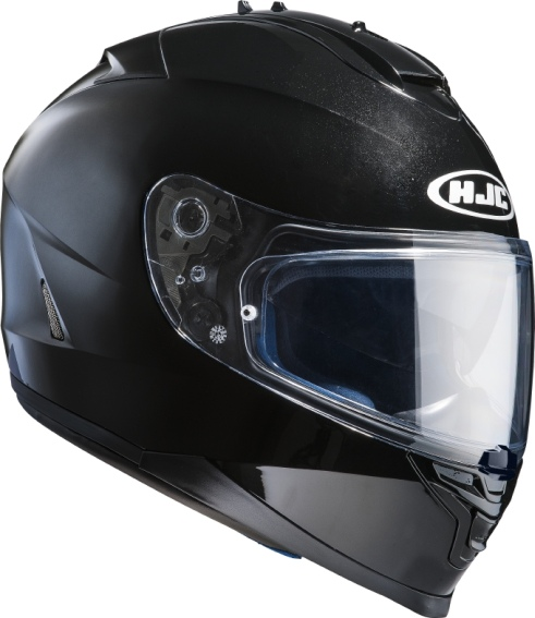 KASK HJC IS-17 METAL BLACK integralny z blendš + pinlock (antifo