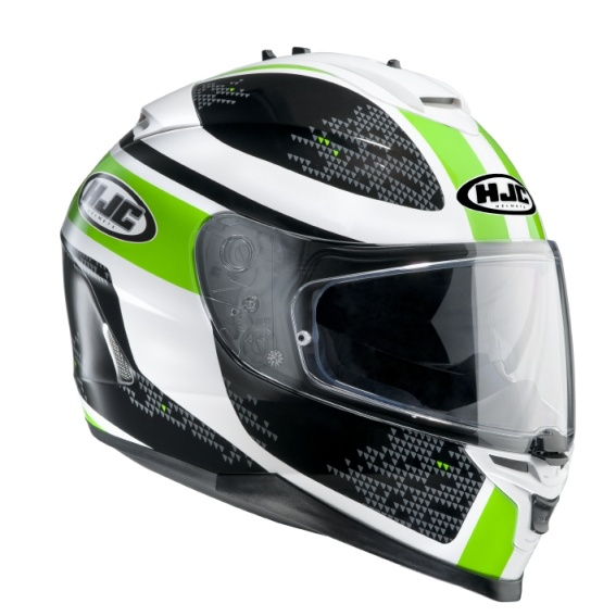 KASK HJC IS-17 PARU MC4 integralny z blendš + pinlock (antifog)