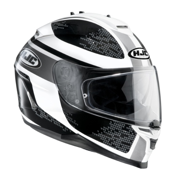 KASK HJC IS-17 PARU MC5 integralny z blendš + pinlock (antifog)