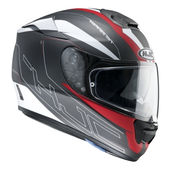 KASK HJC RPHA ST OATH KEEPER MC1SF integralny z blendš + pinlock