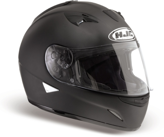 KASK HJC TR-1 RUBBERTONE BLACK integralny z blendš